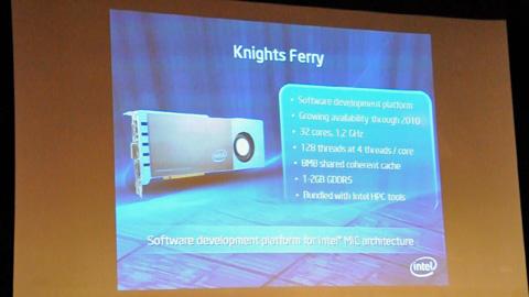 Intel präsentiert Knights Corner
