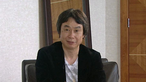 Super Mario Galaxy 2 - Interview mit Shigeru Miyamoto
