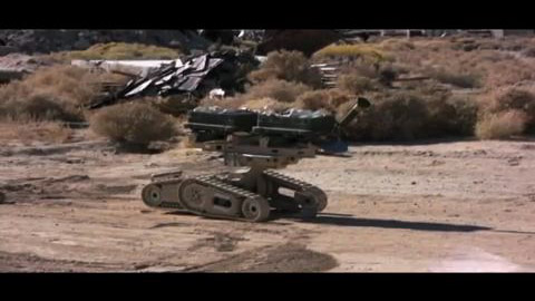 Minenräumroboter von iRobot