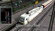 Train Simulator Railworks 2010 - Test