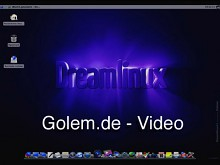 Dreamlinux 4.9 Beta 5 - erster Eindruck