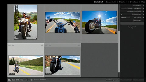 Adobe Lightroom 3 - neue Funktionen