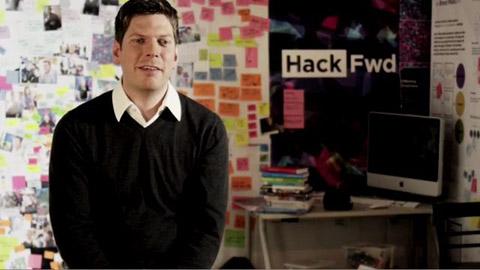 Lars Hinrichs über die Motivation hinter HackFwd