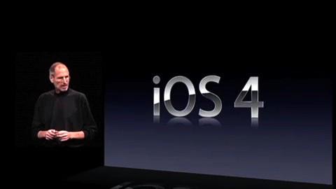Steve Jobs kündigt kostenloses iPhone OS 4 für iPhone 3G, 3GS und iPod Touch an