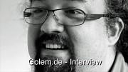 Chris DiBona - Interview auf dem Linuxtag 2010 in Berlin (englisch)