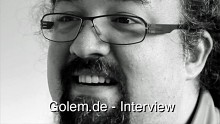Chris DiBona - Interview auf dem Linuxtag 2010 in Berlin (englisch)