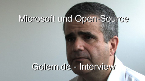 James Utzschneider - Interview auf dem Linuxtag 2010 in Berlin