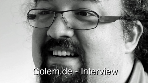 Chris DiBona - Interview auf dem Linuxtag 2010 in Berlin (deutsche Untertitel)