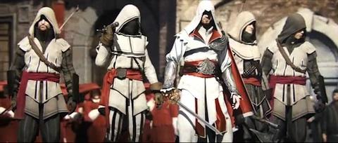Assassin's Creed Brotherhood - Trailer von der E3 2010