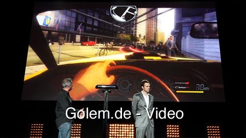Driver San Francisco - Spielszenen von der E3 2010
