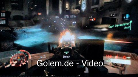 Crysis 2 - Spielszenen von der E3 2010