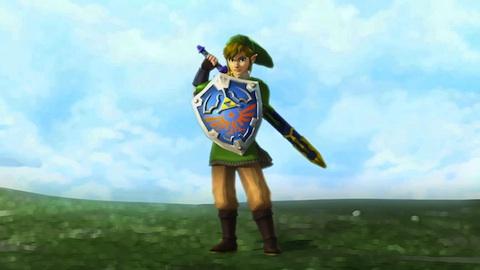 The Legend of Zelda Skyward Sword - Trailer von der E3 2010