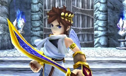 Kid Icarus Uprising - Trailer von der E3 2010