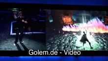 Sorcery - Vorstellung auf der Sony-Pressekonferenz auf der E3 2010