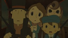 Professor Layton and the Unwound Future - Trailer von der E3 2010