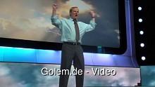 Gastauftritt von Kevin Butler auf der Sony-Pressekonferenz von der E3 2010