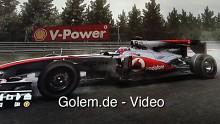 F1 2010 - Eindrücke von der E3 2010