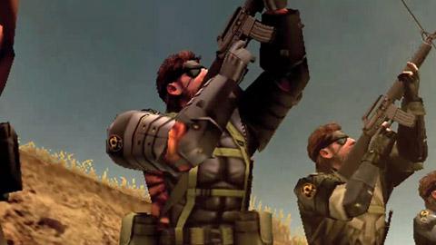 Metal Gear Solid Peace Walker - Trailer von der E3 2009