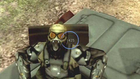 Metal Gear Solid Peace Walker - Gameplay-Trailer