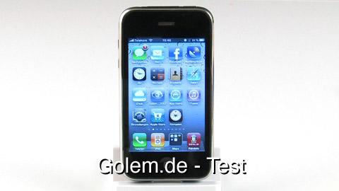 iOS 4 (iPhone OS 4) - Test