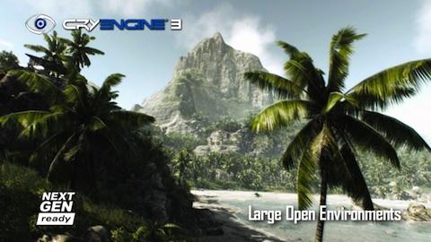 Cryengine 3 - Beauty-Speed Interaction-Trailer von der E3 2010