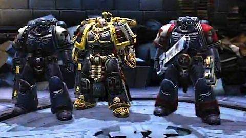 Warhammer 40,000 Dark Millennium Online - Trailer von der E3 2010
