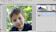 Photoshop - Exposure 3 Color Film Presets