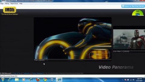 Microsoft zeigt Internet Explorer 9 Platform Preview 3