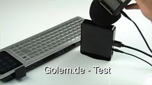 Asus Eee Keyboard PC - Test