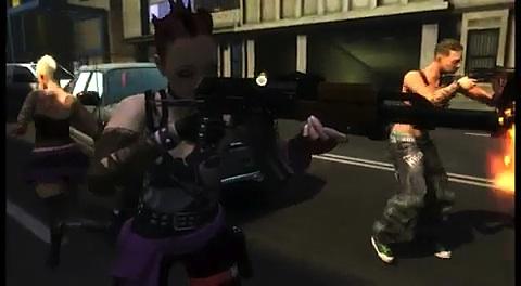 All Points Bulletin (APB) - Trailer von der E3 2009