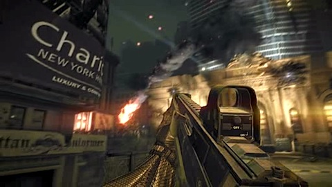 Crysis 2 - Marine-Salvage-Trailer