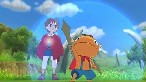 Ni no Kuni - Trailer zum Videospiel von Studio Ghibli
