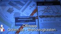 Golem.de - Werkzeugkasten - Offmaps