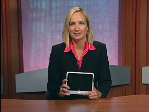 Cisco stellt sein Tablet Cius vor