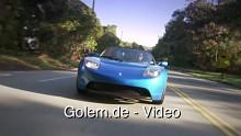 Tesla Roadster von Tesla Motors