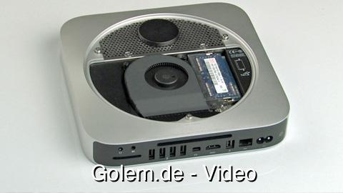 Mac Mini - Test vom Juni 2010