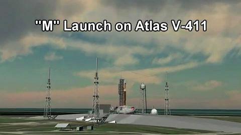 Project M der Nasa - ein Roboter soll zum Mond fliegen