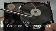 Golem.de - Werkzeugkasten - DBAN