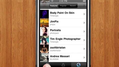 Jalbum für iPhone