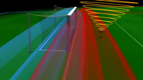 Der Chip im Ball - Technologie von der Cairos Technologies AG
