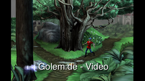King's Quest 9 The Silver Lining - Gameplay