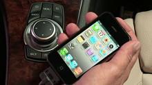 BMW unterstützt iPod-Out von Apple