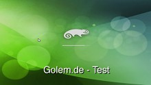 Opensuse 11.3 - Test