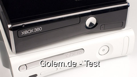 Xbox 360 S (Slim) - Test