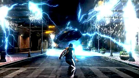 Infamous 2 - Trailer (Gameplay)
