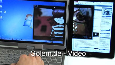 Maxivista - das iPad als externer Monitor