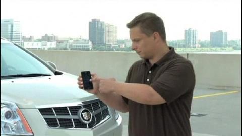 Onstars Smartphone-Fernsteuerung fürs Auto