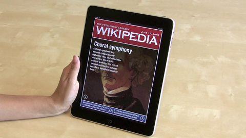 Cooliris - iPad-Applikation Discover