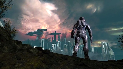 Halo Reach - The Battle Begins Campaign - Trailer