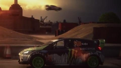 Colin McRae Dirt 3 - Trailer von den X-Games 2010
